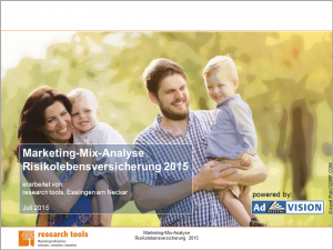 Marketing-Mix-Analyse Risikolebensversicherung 2015