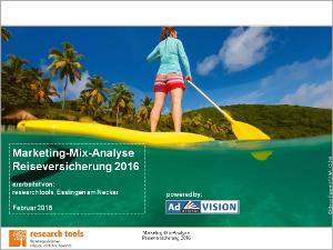 Marketing-Mix-Analyse Reiseversicherung 2016-72