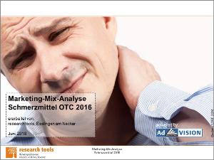 Marketing-Mix-Analyse Schmerzmittel OTC 2016-72