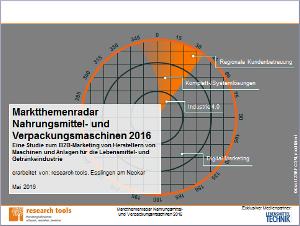 Marktthemenradar Nahrungsmittel- und Verpackungsmaschinen 2016_72