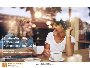 Studie eVisibility Kaffee und Kaffeemaschinen 2016-72