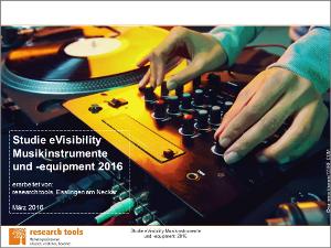 Studie eVisibility Musikinstrumente 2016-72