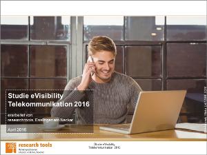 Studie eVisibility Telekommunikation 2016-72
