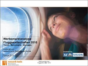 Werbemarktanalyse Fluggesellschaften 2016-72