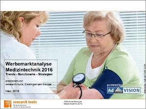 Werbemarktanalyse Medizintechnik 2016-72